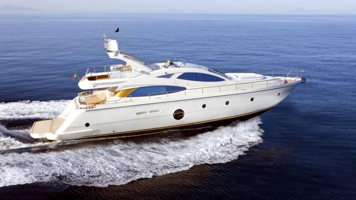 Aicon 64 navegando